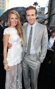 Blake Lively és Ryan Reynolds